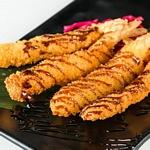 gamberi tempura